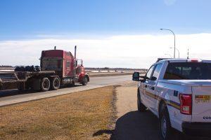 Duże transporty - sprawdzone pojazdy