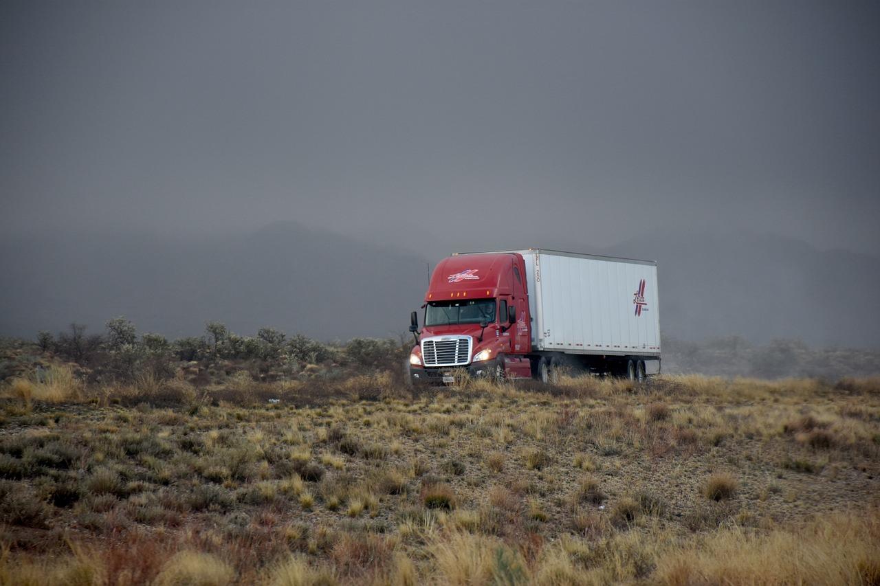 Oferta napraw powypadkowych aut ciężarowych